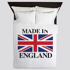 Made in ENGLAND Queen Duvet