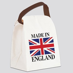 Made in ENGLAND Canvas Lunch Bag