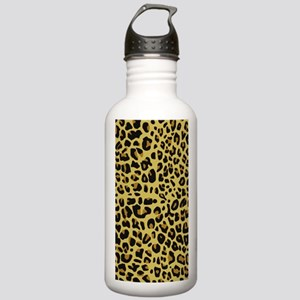 Jaguar Texture Stainless Water Bottle 1.0L