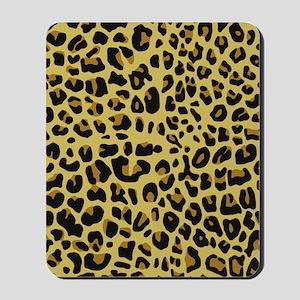 Jaguar Texture Mousepad