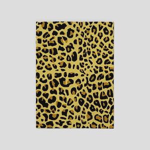 Jaguar Texture 5'x7'Area Rug