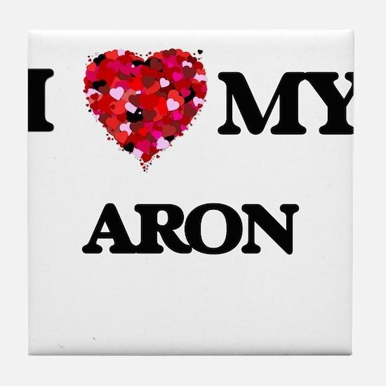 I love my Aron Tile Coaster