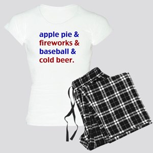 Apple Pie & Fireworks & Baseball & Cold Beer. Paja