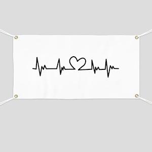 Heart Beat Banner
