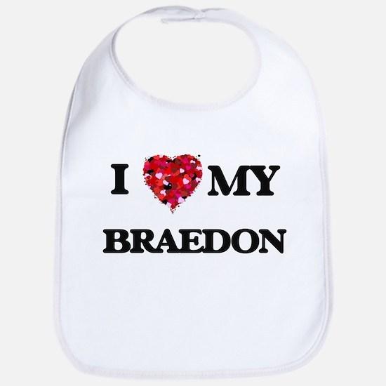 I love my Braedon Bib
