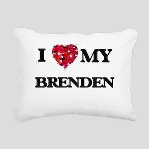 I love my Brenden Rectangular Canvas Pillow