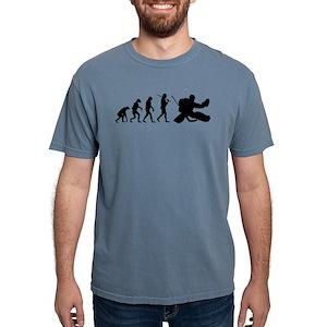 The Evolution Of The Hockey Goalie T Shirt