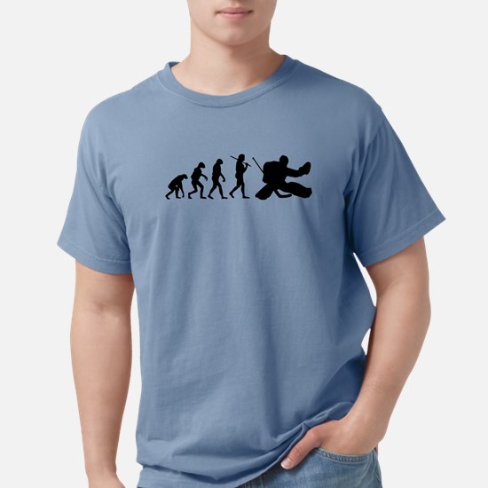 The Evolution Of The Hockey Goalie T-Shirt