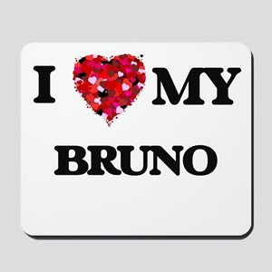 I love my Bruno Mousepad