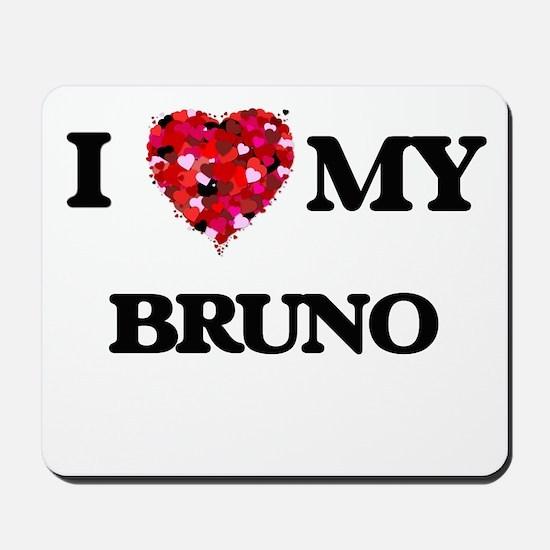 I love my Bruno Mousepad