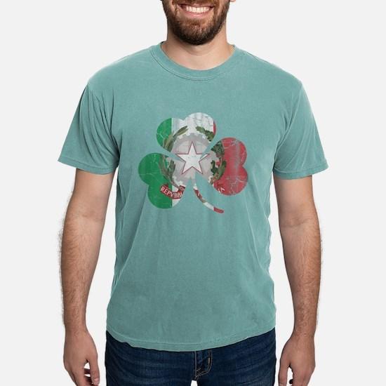 Italian Irish Shamrock T-Shirt