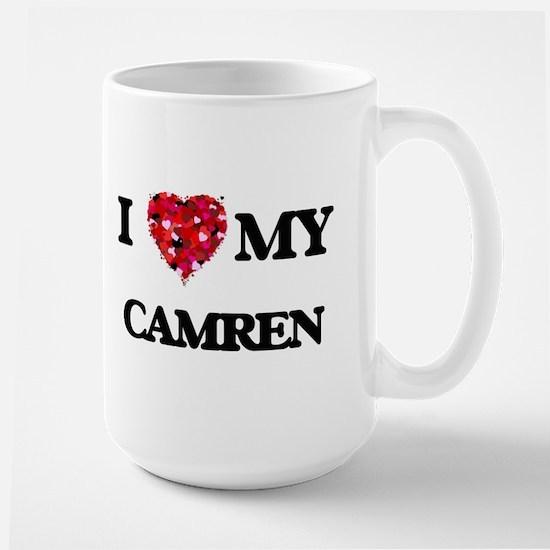 I love my Camren Mugs