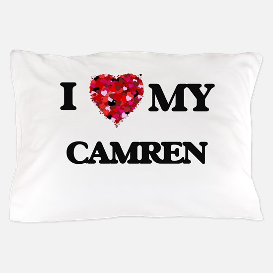 I love my Camren Pillow Case