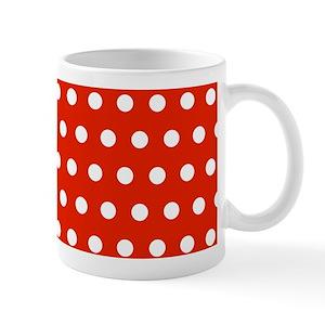 Polka Dot Mugs - CafePress