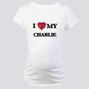 I love my Charlie Maternity T-Shirt