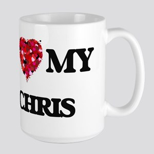 I love my Chris Mugs