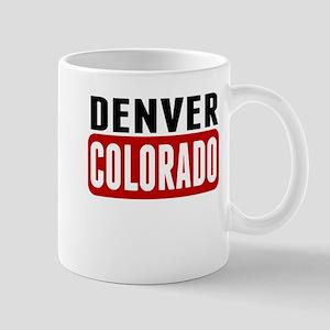 Denver Colorado Mugs