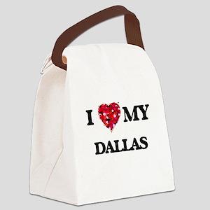 I love my Dallas Canvas Lunch Bag