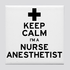 Nurse Anesthetist Tile Coaster
