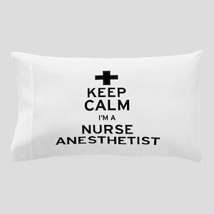 Nurse Anesthetist Pillow Case