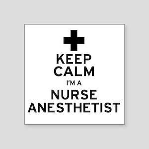 Nurse Anestheti Sticker