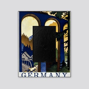 Germany In the Black Forest Vintage  Picture Frame