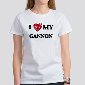 I love my Gannon T-Shirt
