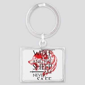 Leave One Wolf Alive And The Sheep Are Never Safe.