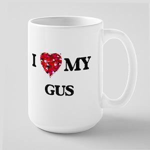 I love my Gus Mugs