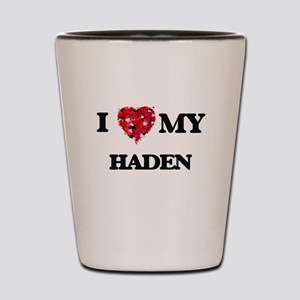I love my Haden Shot Glass