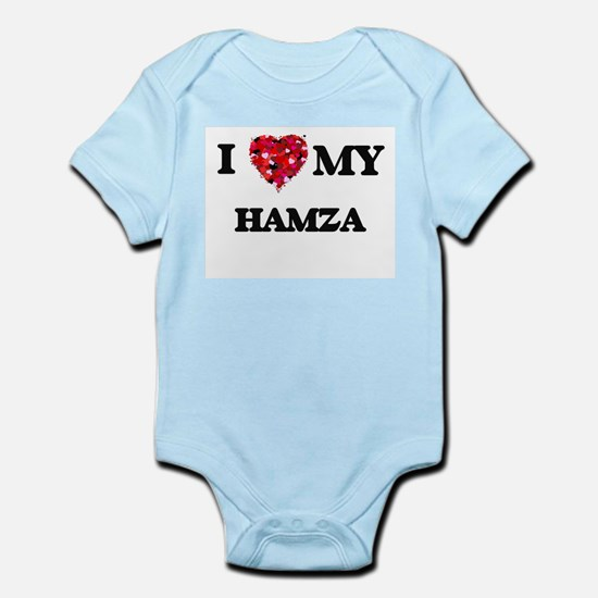 I love my Hamza Body Suit