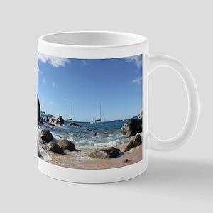 BVI Sailing Boats Mugs