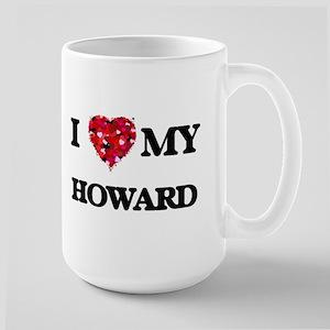 I love my Howard Mugs