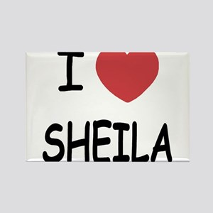 I heart SHEILA Magnets