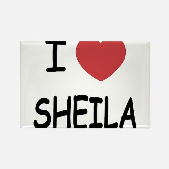 I heart SHEILA Magnets