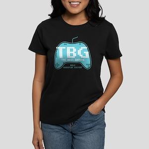 Tbg Logo Women's Dark T-Shirt