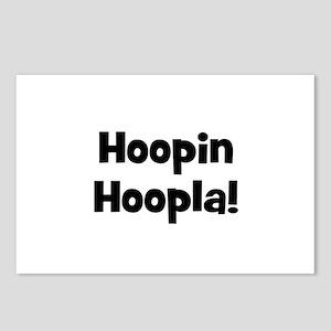 Hoopin Hoopla! Postcards (Package of 8)