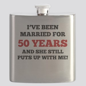 Ive Been Married For 50 Years Flask