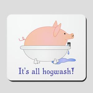 Scott Designs Hogwash Mousepad
