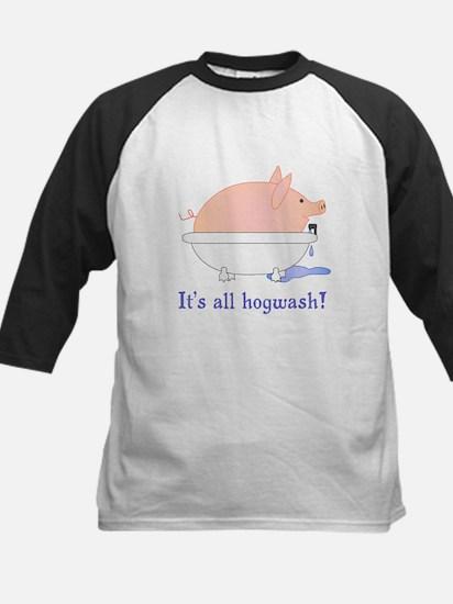 Scott Designs Hogwash Kids Baseball Jersey