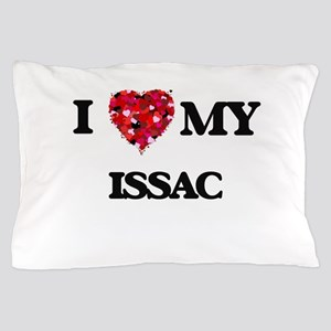 I love my Issac Pillow Case