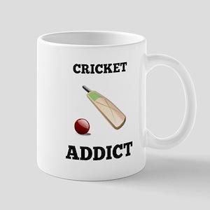 Cricket Addict Mugs