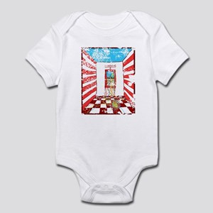 Freedom Window Infant Bodysuit