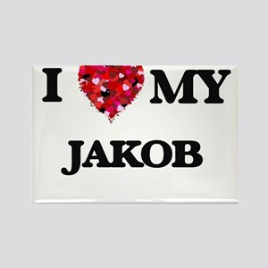 I love my Jakob Magnets