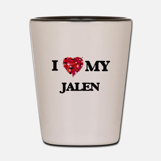 I love my Jalen Shot Glass