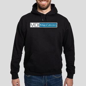 Mdi Biological Laboratory Science Hoodie (dark)