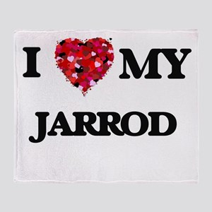 I love my Jarrod Throw Blanket