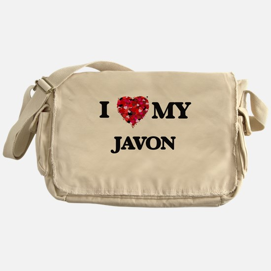 I love my Javon Messenger Bag