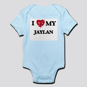 I love my Jaylan Body Suit