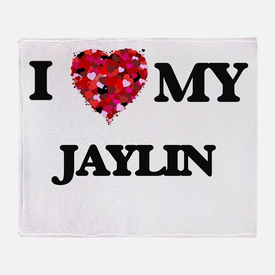I love my Jaylin Throw Blanket
